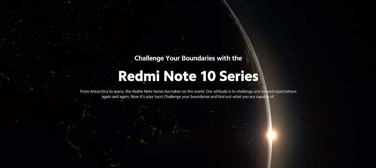 Redmi Note 10S Smartphone 6GB + 128GB 5000mAh - Versión de la UE