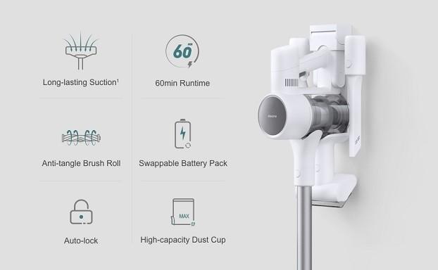 Dreame T10 draadloze handheld stofzuiger - EU-versie