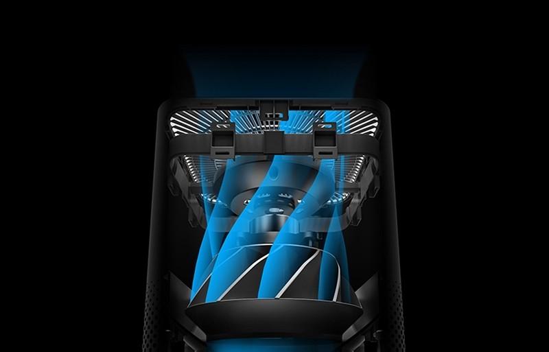 Xiaomi Mi Air Purifier 3H Powietrze Oczyszczanie-Smart OLED Screen APP 400 m³ /h CADR-EU Wersja