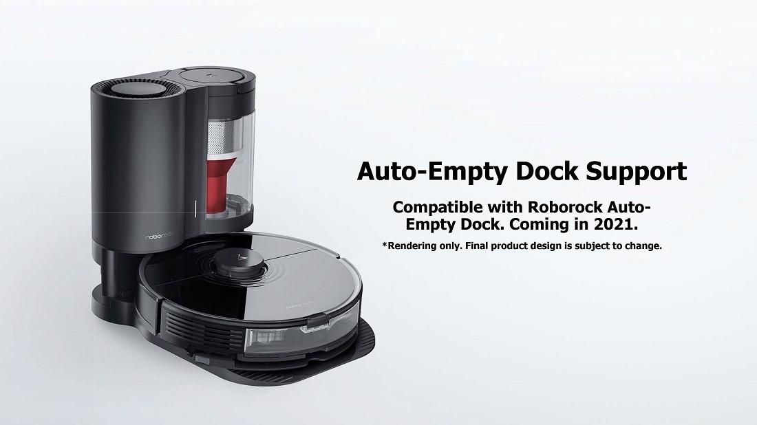 Roborock S7 Robot Vacuum-EU Version